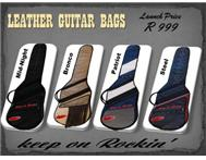 LeatherGuitarBags Manufacturer in Other Services Gauteng Johannesburg - South Africa