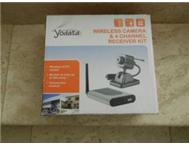 wireless camera cctv system home security