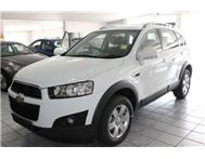 Chevrolet - Captiva 2.4 LT FWD Manual