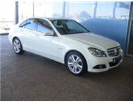 2011 Mercedes-benz C-class C200 Be Avantgarde
