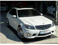 2010 MERCEDES-BENZ C-CLASS C63 1 OF 63