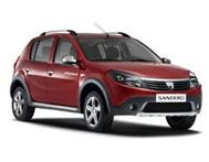 Drive and own a new Renault Sandero 1.6 Stepway from R 1499