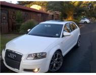 2008 audi A3 2.0T. like new not a scratch