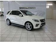 2013 Mercedes-Benz ML350 CDi Auto Avantgarde AMG (REF:226548)