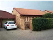 Wierda Glen Estate 2 Bedroom Townh... Centurion