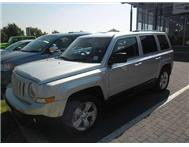 2012 JEEP PATRIOT Jeep Patriot 2.4L CVT LTD