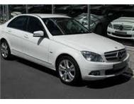 2009 MERCEDES BENZ C300 AVANTGARDE AUTO - WHITE