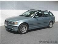 2002 BMW 325i (E46) Touring Facelift Auto