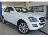 Mercedes-Benz ML350 CDi Auto