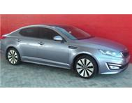 KIA OPTIMA 2.4 AUTOMATIC SERVICE PLAN WARRANTY