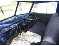 1967 VW double cab split screen kombi