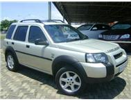 2006 LAND ROVER FREELANDER 2.0 TD4 HSE MANUAL