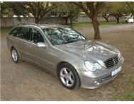 2006 Mercedes Benz C200K Estate - Showroom Condition