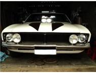 Three V8 s to swop for one muscle car
