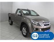 2013 Isuzu KB Series 300 D-TEQ LX Single cab Bakkie