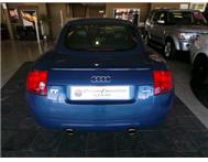 2001 Audi TT Coupe 1.8T Quattro Manual