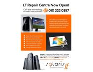 Solaris IT Computer Repairs in Computers & Internet Gauteng Fourways - South Africa