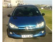 Peugeot 206 GTi 2.0 - Reluctanct Seller - IMMACULATE CONDITION