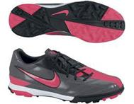 Nike Total90 Shoot IV TF Soccer Boots Black/Peach