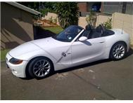 2004 BMW Z4 2 5i Automatic Roadster convertible