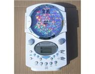 Bathroom Spy Radio/CD Player With LCD Clock Hidden HD
