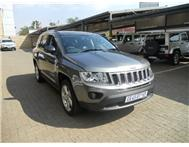 Jeep - Compass 2.0 Limited CVT