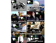 Security guards VIP CCTV Cyborg Tactical Protection Services
