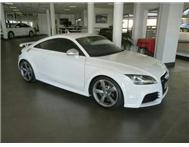 2010 AUDI TT RS Coupe Manual