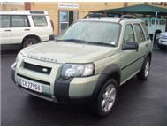 2004 Land Rover FREELANDER TD4 HSE MAN