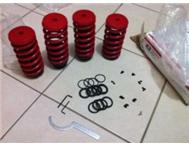 honda civic vtec coilover sleeve kit adjustable