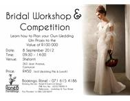 Wedding Workshop & Competition