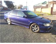 Subaru Legacy B4 Turbo R45000.00 ON...