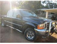 Ford F250 DOUBLE CAB 4X4