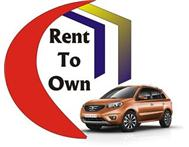 Rent to Own - Vehicle Finance for Blacklisted people