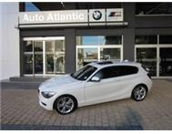 2012 BMW 1 Series 125i A/t 3dr (f21)
