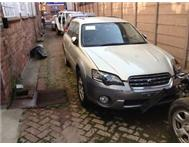 Subaru Forester 2009 2.5 & Subaru Outback 2004 Stripping 2.5