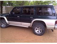 NISSAN PATROL 4 x 4 4.2L FOR SALE!