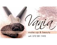 VANIA MAKE-UP & BEAUTY