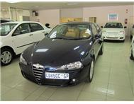 Alfa Romeo - 147 1.9 JTD M/Jet Distinctive 5 Door