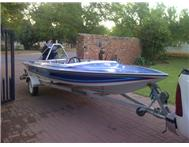 Speed boat for sale Fitted with 80 HP mercury with trim & tild
