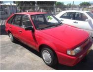 1989 Ford Laser Hatch