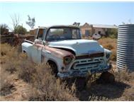 1957 Chev Apache for restoration project