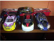 3 x Radio Control cars for sale