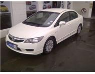 2010 Honda Civic sedan 1.8 LXi automatic