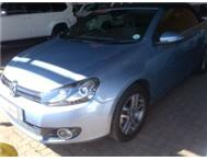 GOLF 6 CABRIO 1.4 TSI DARE TO BE DIFFERENT!!!