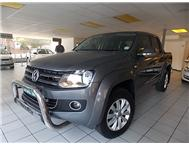 Volkswagen (VW) - Amarok 2.0 Bi-TDi (132 kW) Double Cab Highline 4Motion