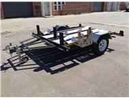 Triple Superbike Trailer for Sale