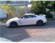 Nissan Skyline GTR for Hire With Driver