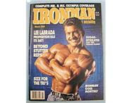 WANTED: Old Bodybuilding magazines/books from 1980s and older