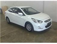 2013 HYUNDAI ACCENT 1.6 Fluid M/T (Demo)